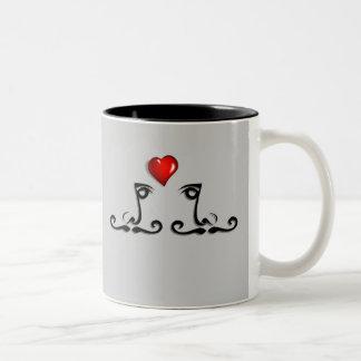 'Staches Coffee Mug