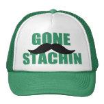 STACHIN IDOS - Gorra divertido del bigote