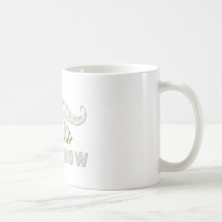 Staching Through the Snow Coffee Mugs