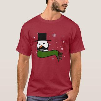 Stachy the Snowman T-Shirt