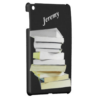 Stack of Books iPad Mini Case Template