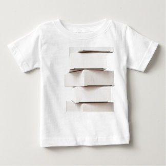 Stack of boxes baby T-Shirt