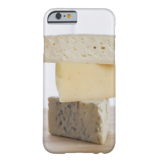 Stack of cheese barely there iPhone 6 case