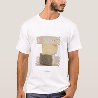 Stack of cheese T-Shirt