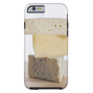 Stack of cheese tough iPhone 6 case
