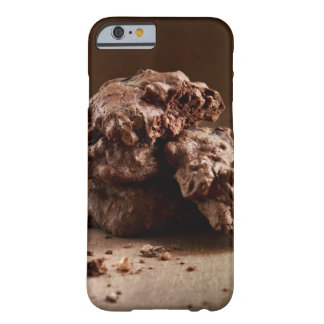 Stack of Chocolate Cookies Barely There iPhone 6 Case