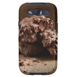 Stack of Chocolate Cookies Galaxy SIII Cover