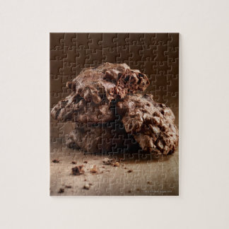 Stack of Chocolate Cookies Puzzles