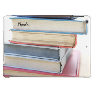 Stack of old used books Ipad Air Case