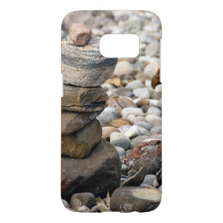 stack of stones samsung galaxy s7 case