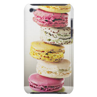 Stack of vibrant macaroons barely there iPod case