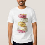 Stack of vibrant macaroons T-Shirt