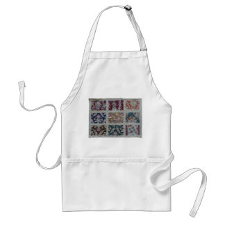 Stack & Whack Adult Apron