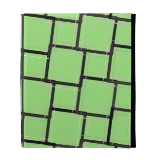 Stacked Blocks iPad Case