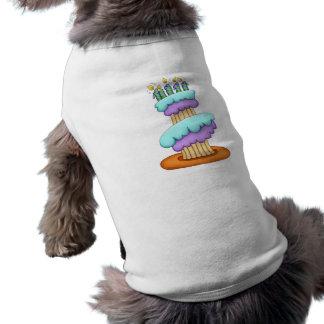 Stacked Cupcake Pet Clothing