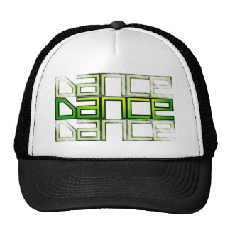 Stacked Dance Trucker Hat