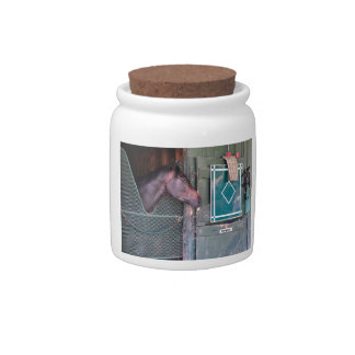 Stacked Deck Candy Jar