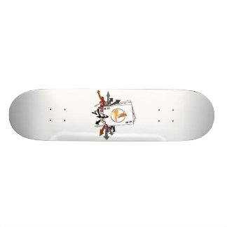 Stacked Decks Skateboard Deck