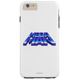 Stacked Logo 2 Tough iPhone 6 Plus Case