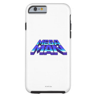 Stacked Logo 2 Tough iPhone 6 Case