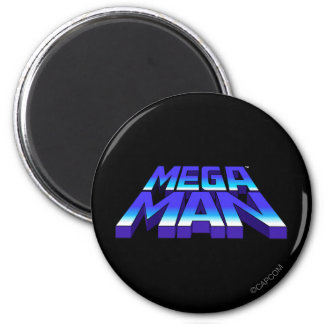 Stacked Logo Magnet