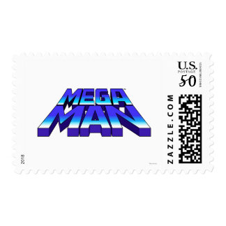 Stacked Logo Postage