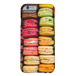 Stacked macarons barely there iPhone 6 case