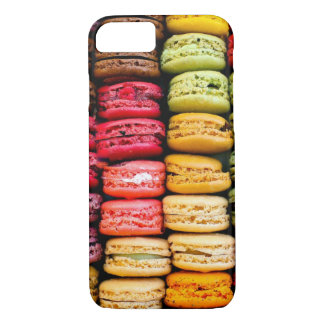 Stacked macarons iPhone 8/7 case