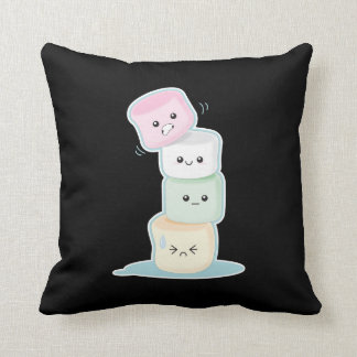 Cute Marshmallow Pillows - Decorative & Throw Pillows Zazzle
