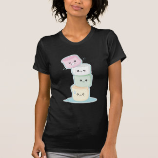 Stacked Marshmallows T-shirts