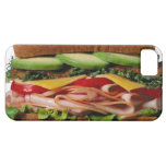 Stacked sandwich iPhone 5 cover