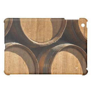 Stacked Wine Barrels iPad Mini Covers