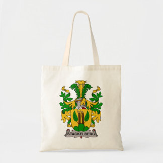 Stackelberg Family Crest Tote Bags