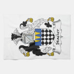 Stacker Family Crest Kitchen Towels