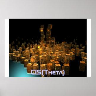stackergold, CIS(Theta) Poster