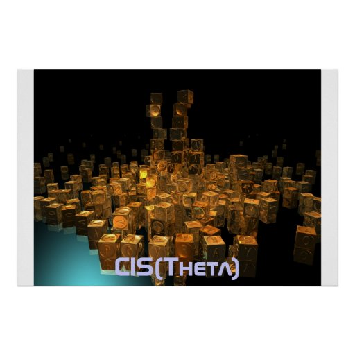 stackergold, CIS (theta) Póster