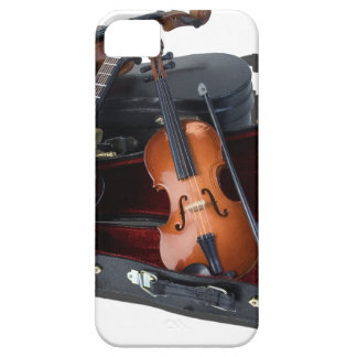 StackGuitarViolinsCases061615 iPhone SE/5/5s Case