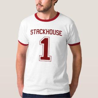 Stackhouse #1 Football Jersey T-Shirt