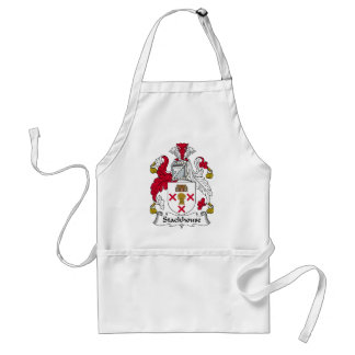 Stackhouse Family Crest Adult Apron