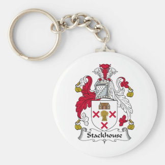 Stackhouse Family Crest Keychain