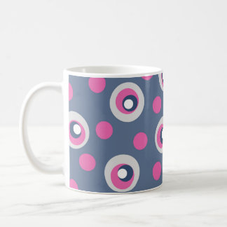 Stacking Circles Coffee Mug