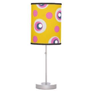 Stacking Circles Table Lamp