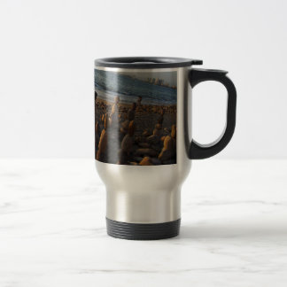 Stacking Rocks Travel Mug