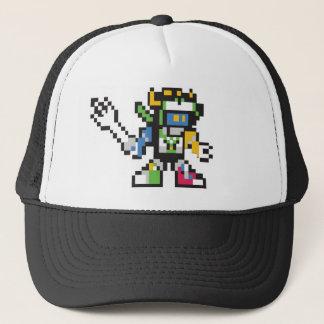 Stackitron Trucker Hat