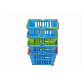 StackOfShoppingBaskets101311 Postales