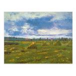 Stacks by Vincent van Gogh Postcards