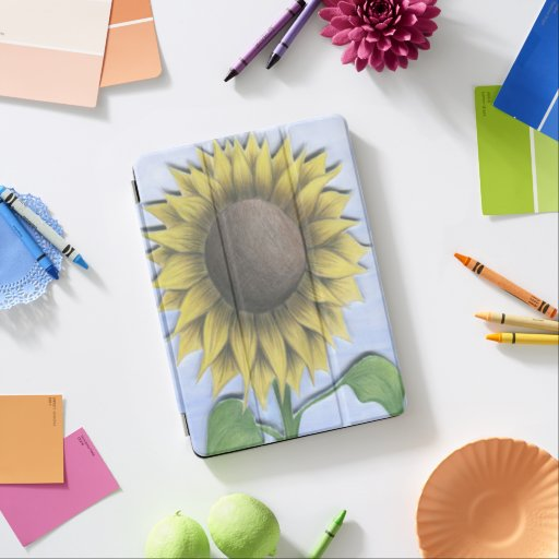 Stacy's Sunflower iPad Air Cover