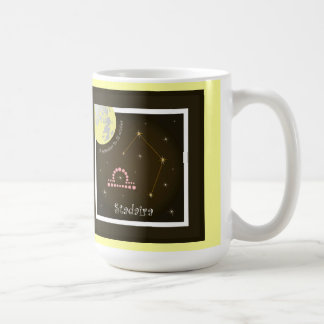 Stadaira 24 more settember fin 23 october cup classic white coffee mug