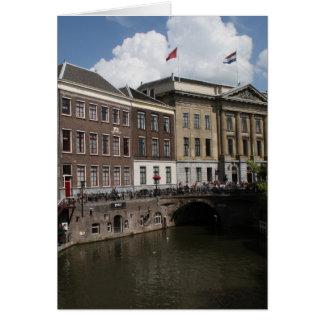 Stadhuisbrug, Utrecht Card