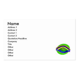 stadium Double-Sided standard business cards (Pack of 100)